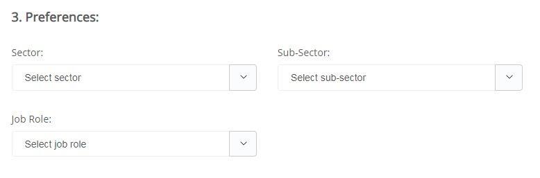 PMKVY Registration Preferences
