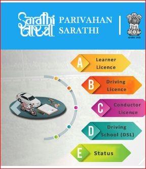 Sarathi Parivahan Sewa Service